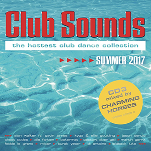 Club Sounds - Sommer 2017