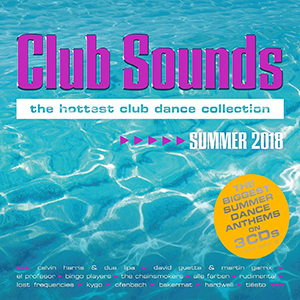 Club Sounds - Sommer 2018