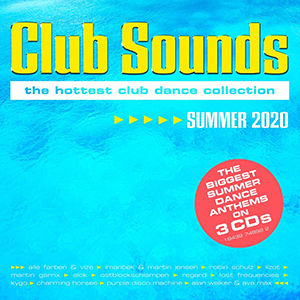 Club Sounds - Sommer 2020