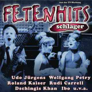 Fetenhits - Schlager Vol. 1
