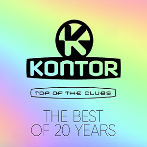 Kontor Top Of The Clubs - The Best Of 20 Years