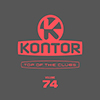 Kontor - Top Of The Clubs Vol. 74